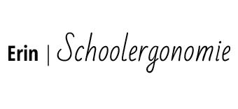 Erin | Schoolergonomie